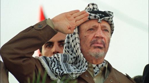 ياسر عرفات .. تاريخ من النضال الفلسطيني