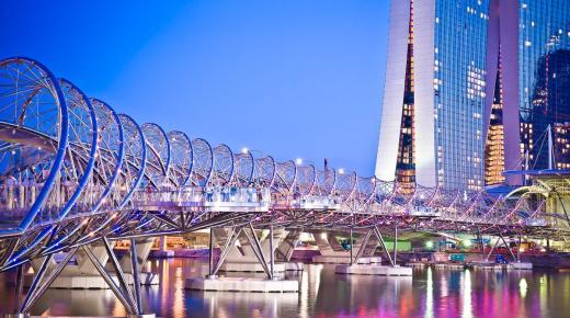 ماذا تعرف عن الجسر الحلزوني ؟