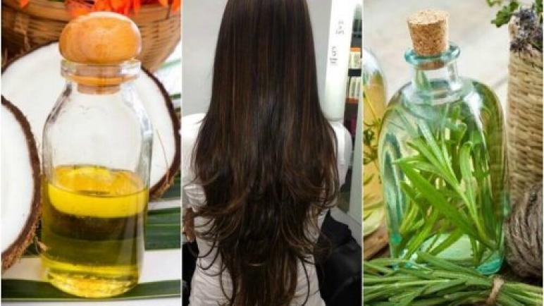 تحفيز نمو الشعر بسرعة مع هذا العلاج المنزلي
