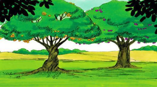 قصة آدم وحواء