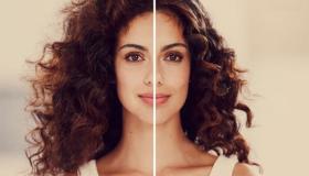 كيفية الحصول على شعر صحي جميل بدون نهايات مكسورة؟