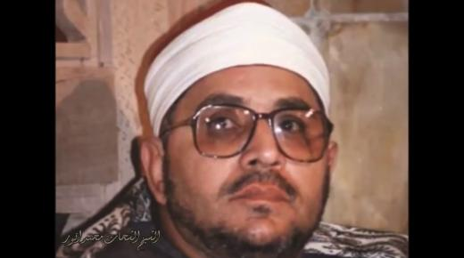 الشحات محمد أنور .. قارئ دولة التلاوة