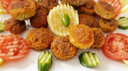 مقبلات رمضانية لذيذة وسهلة