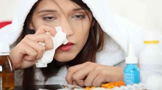 نزلة البرد وأعراضها