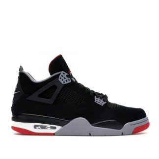 Nike Air Jordan 4 Retro OG 'Bred' 2019
