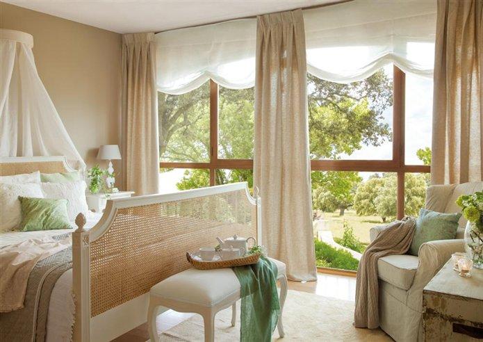 Un dormitorio de revista para Maribel