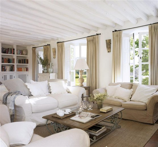 Country House in Malaga  Inspiring Interiors