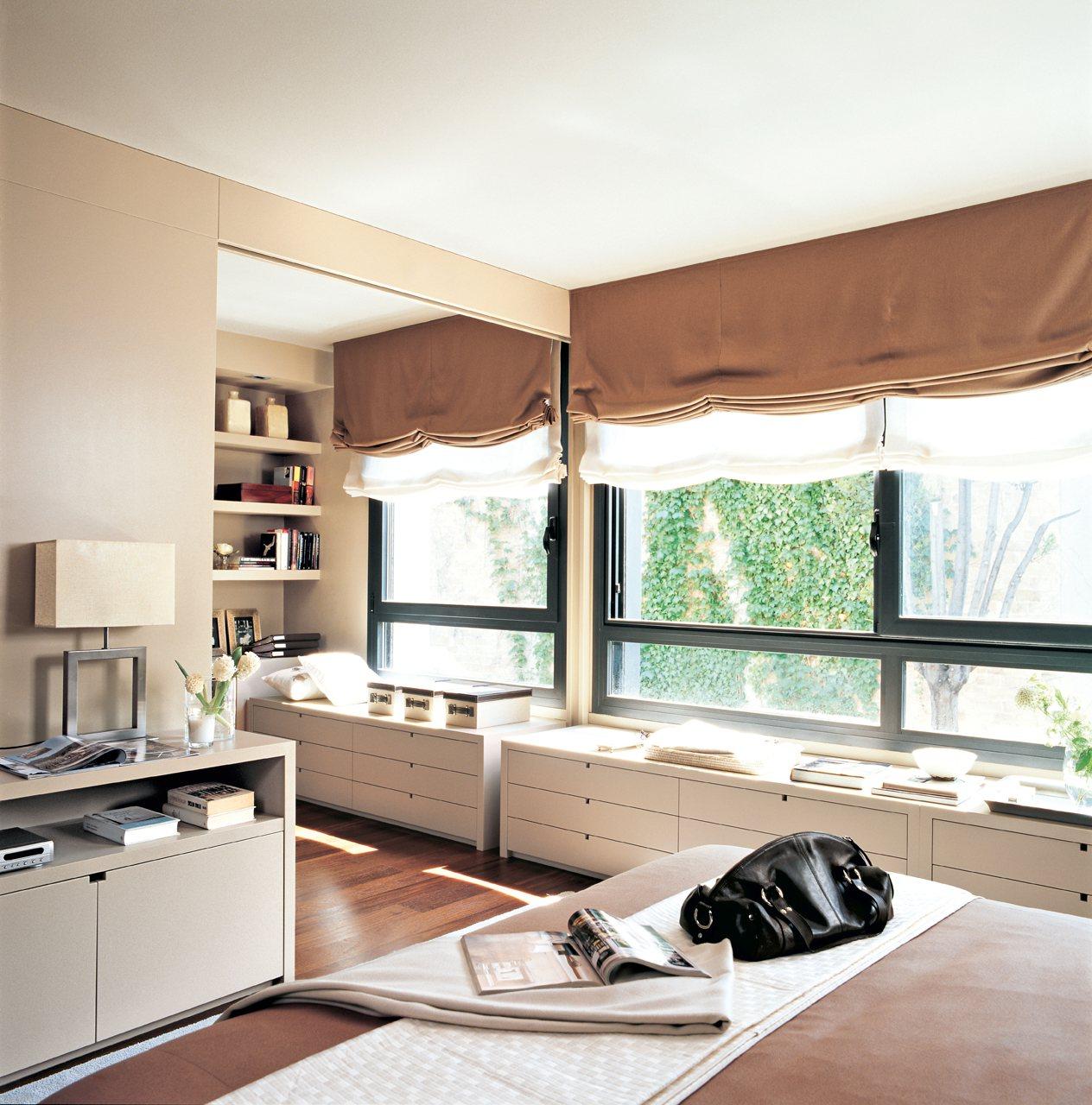 Ms espacio para guardar en el dormitorio