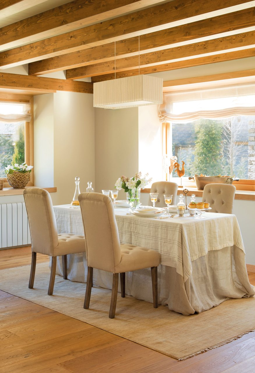 Detalles para lograr una casa ms elegante