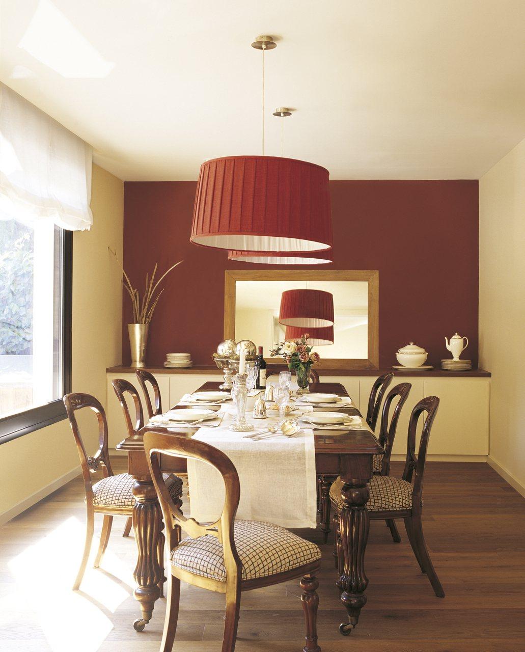 Pintar la casa as nos influye el color