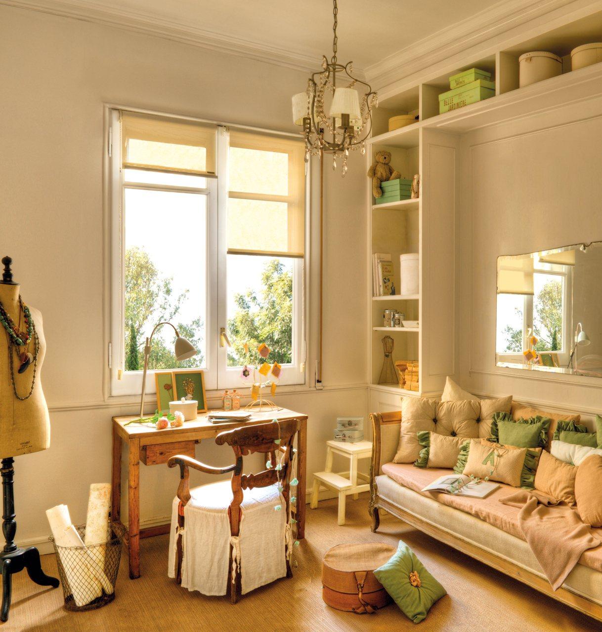 Ideas low cost de una estilista para renovar un piso con