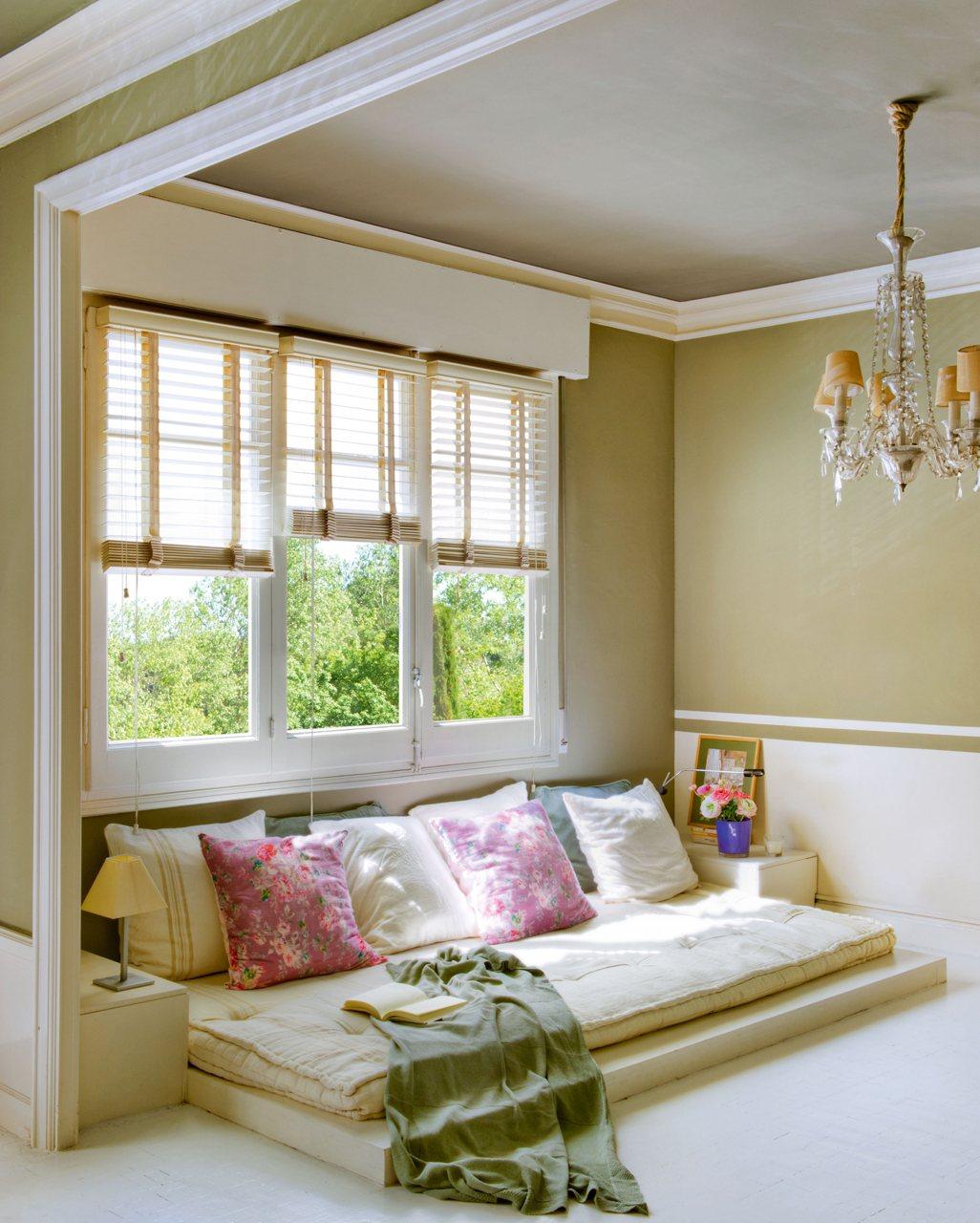 living room mattress india pop ceiling design for ideas low cost de una estilista para renovar un piso con ...