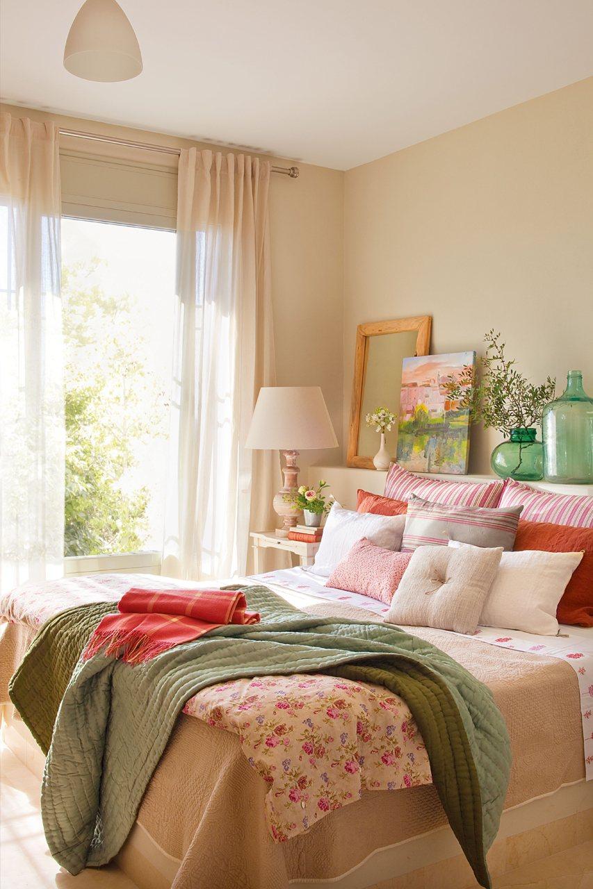 Tres paisajes tres dormitorios