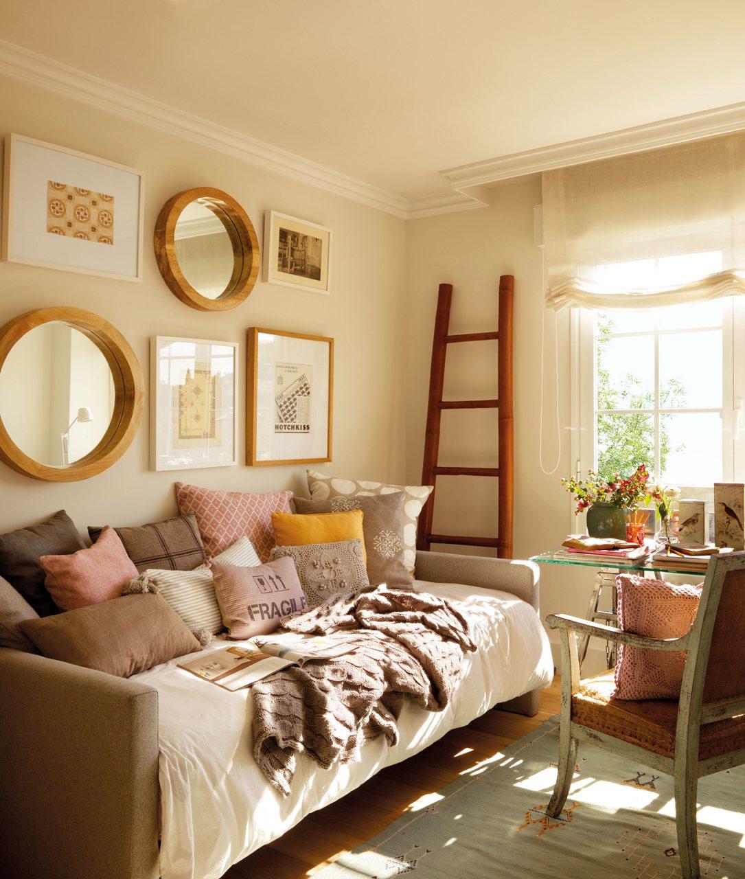 Primer piso de la interiorista Beatriz Silveira