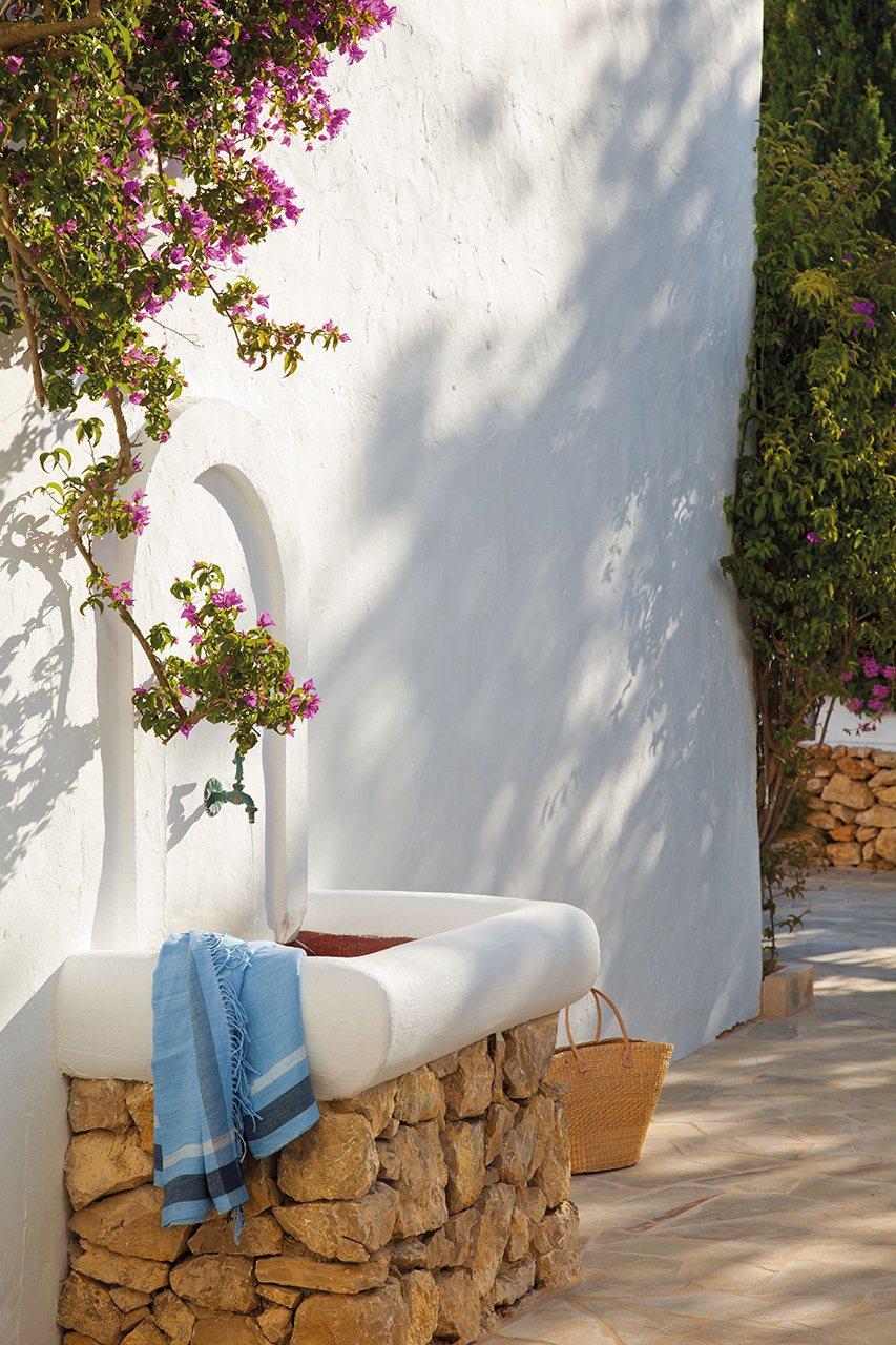 Una casa de campo y playa en Ibiza