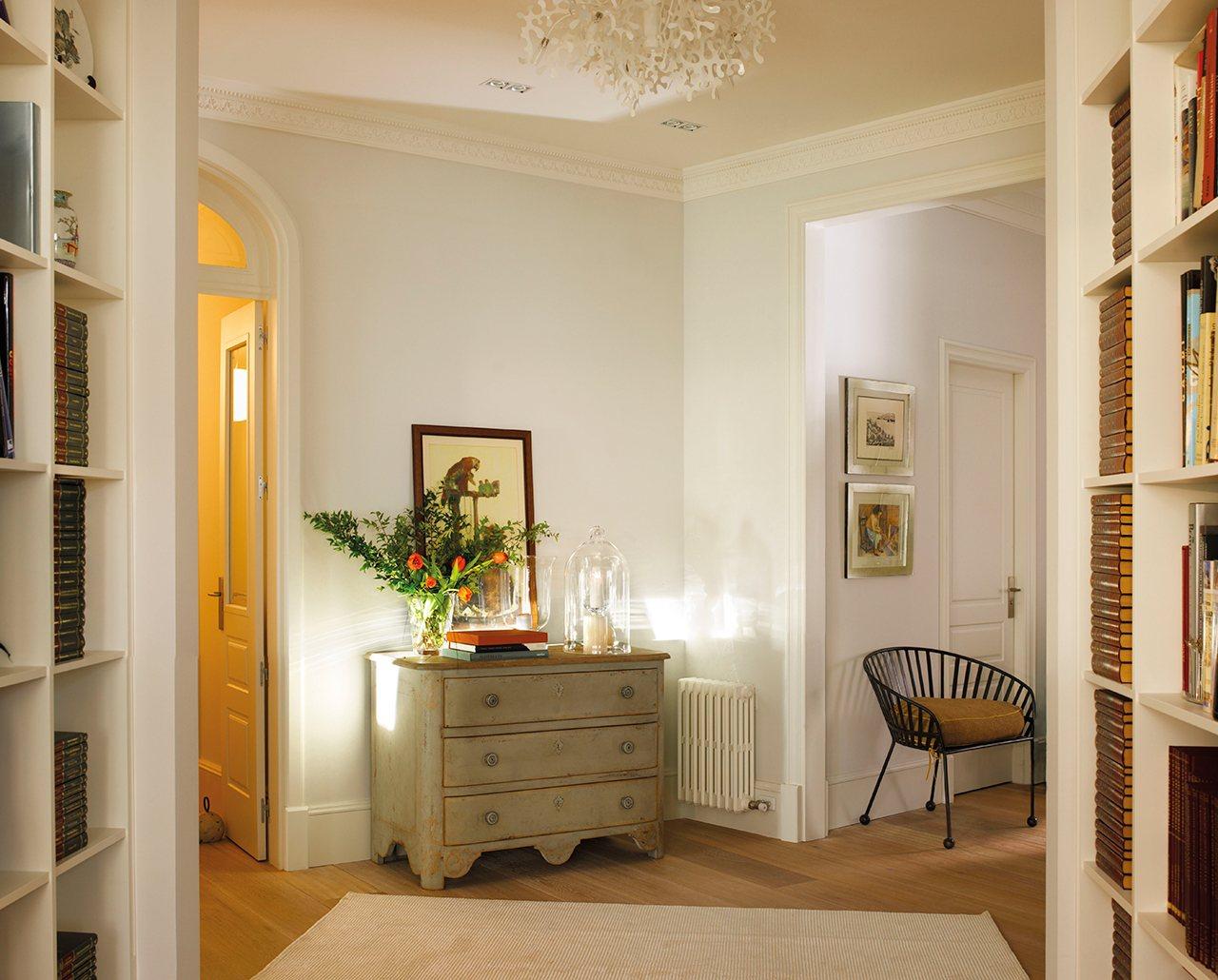 Un piso al ms puro estilo El Mueble
