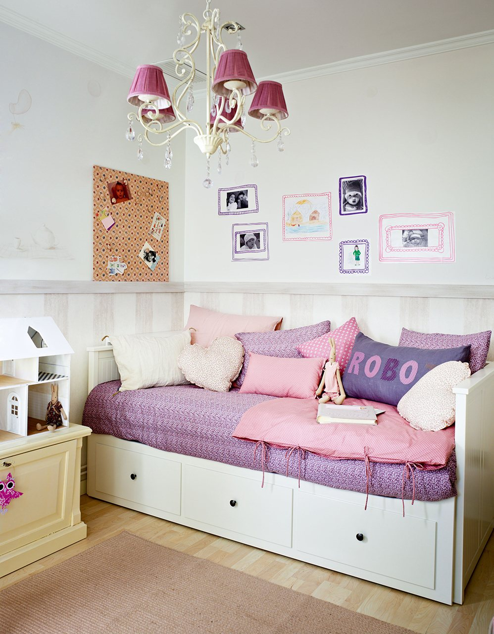 Solo cama tus gustos tu hogar for Dormitorio juvenil nina