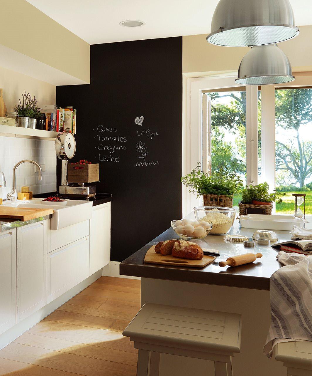Cocinas para vivir en familia