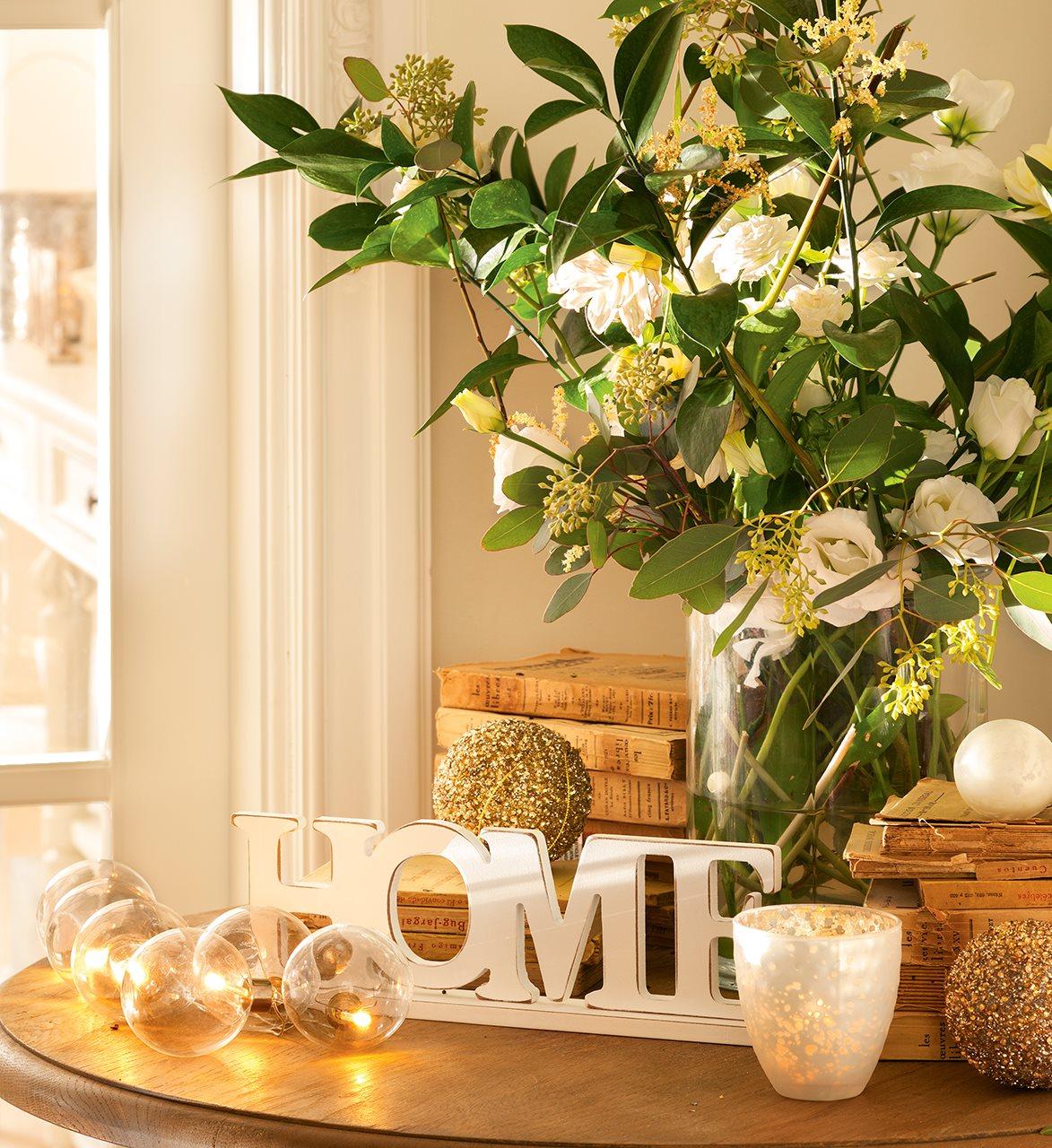 15 ideas para decorar la casa esta Navidad