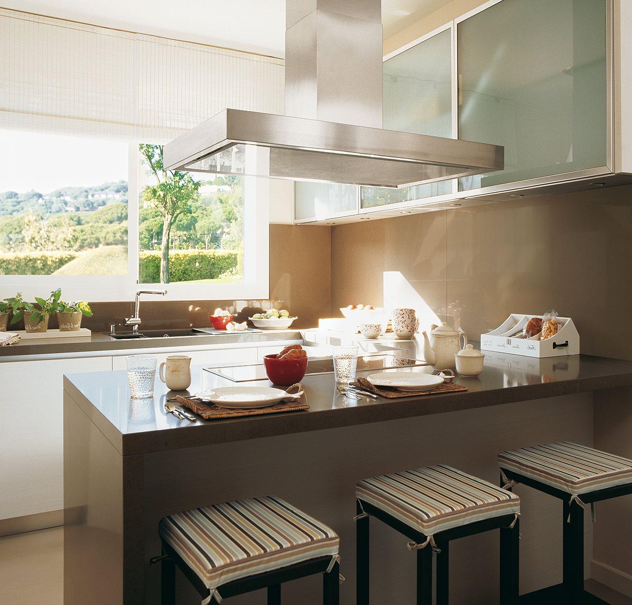 Cocinas Diseos Excellent Cocina De Diseo Con Office With