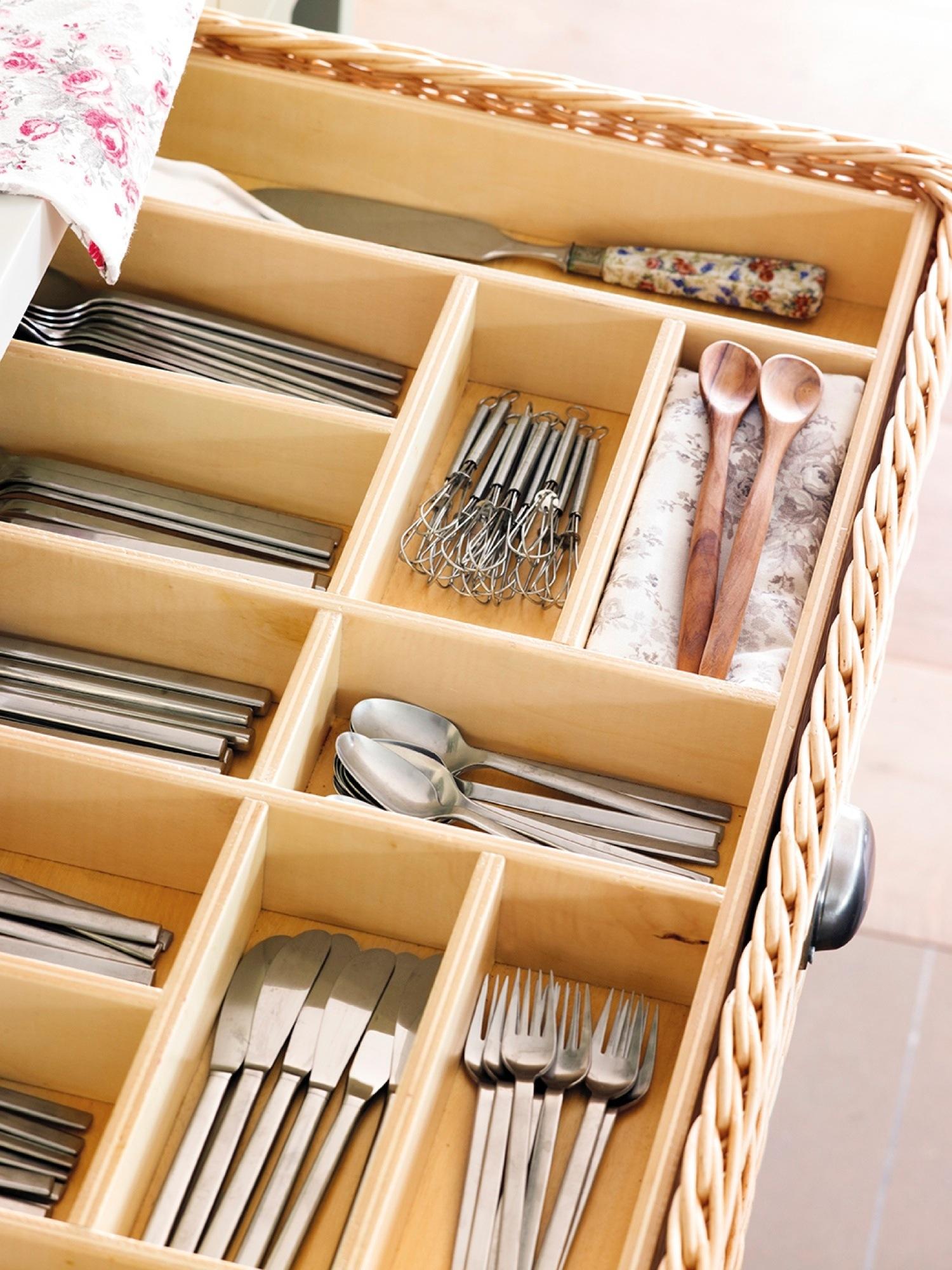 Orden en la cocina consejos y trucos para guardarlo todo