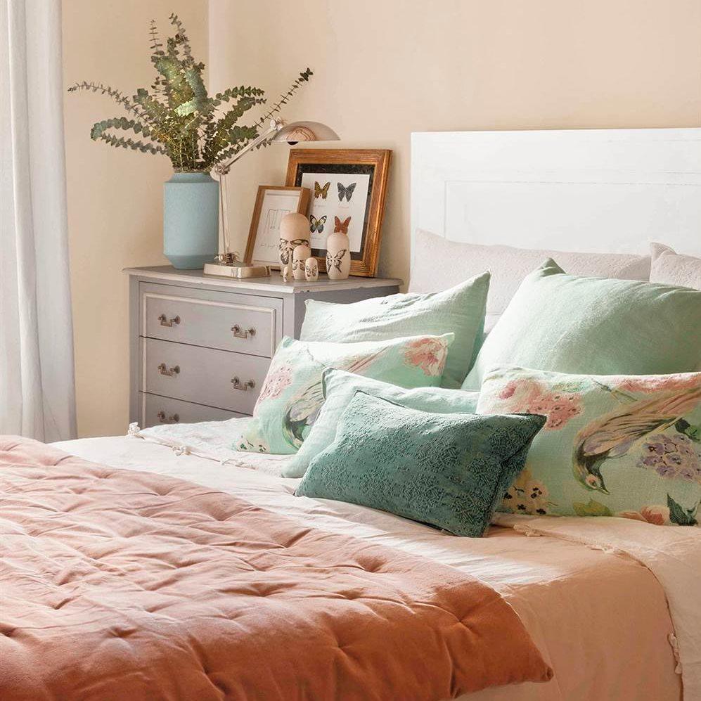 Un dormitorio con cinco estilos diferentes Cul te gusta