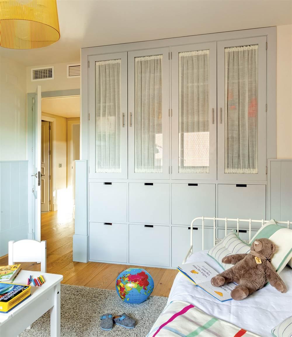 7 armarios para el dormitorio prcticos y decorativos