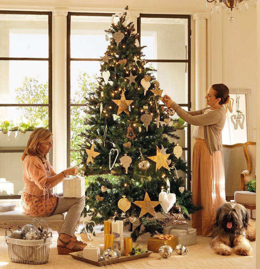 Estas Navidades que no falte el oro y el plata