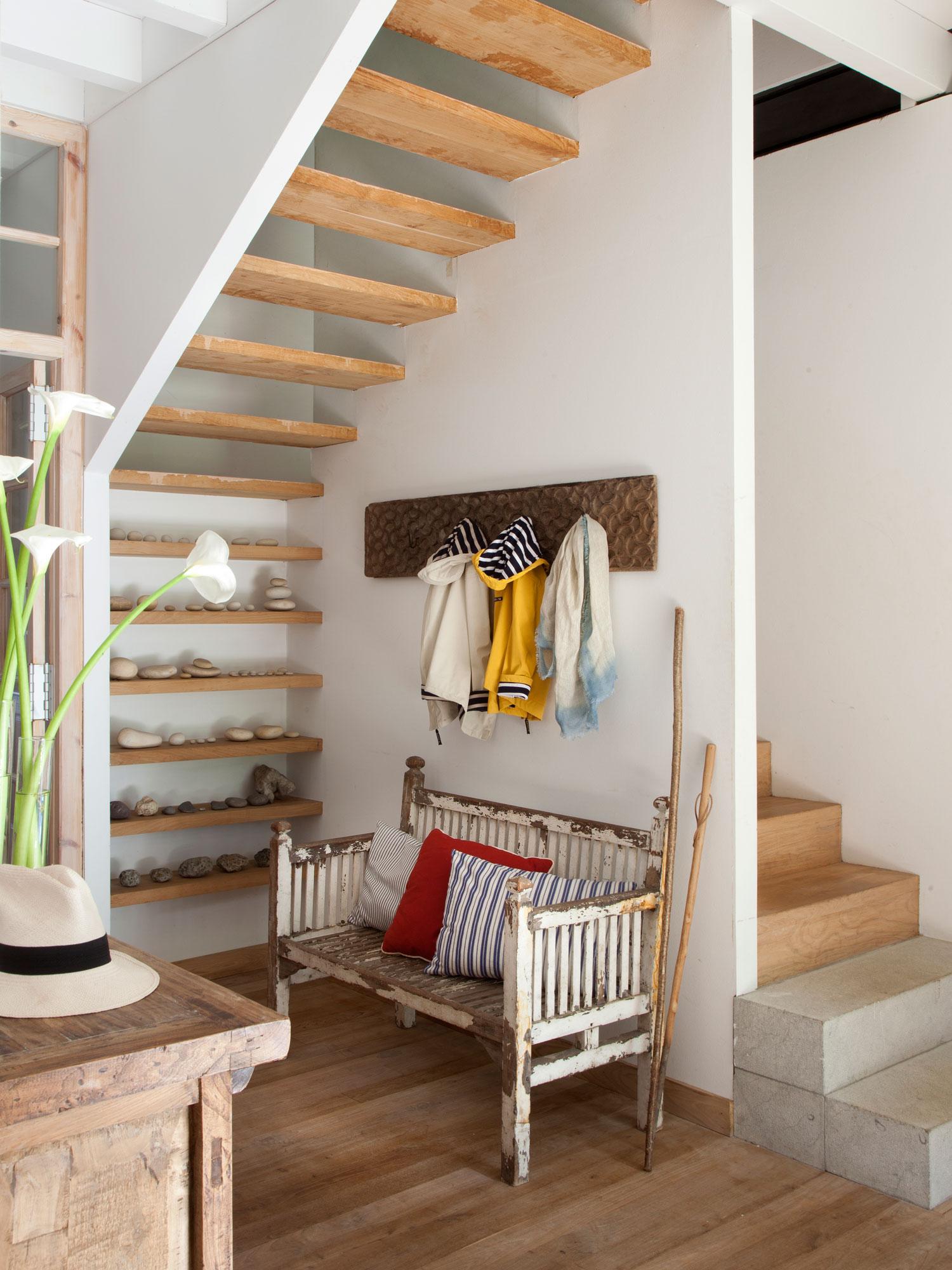 Ideas prcticas para el hueco bajo la escalera decora y