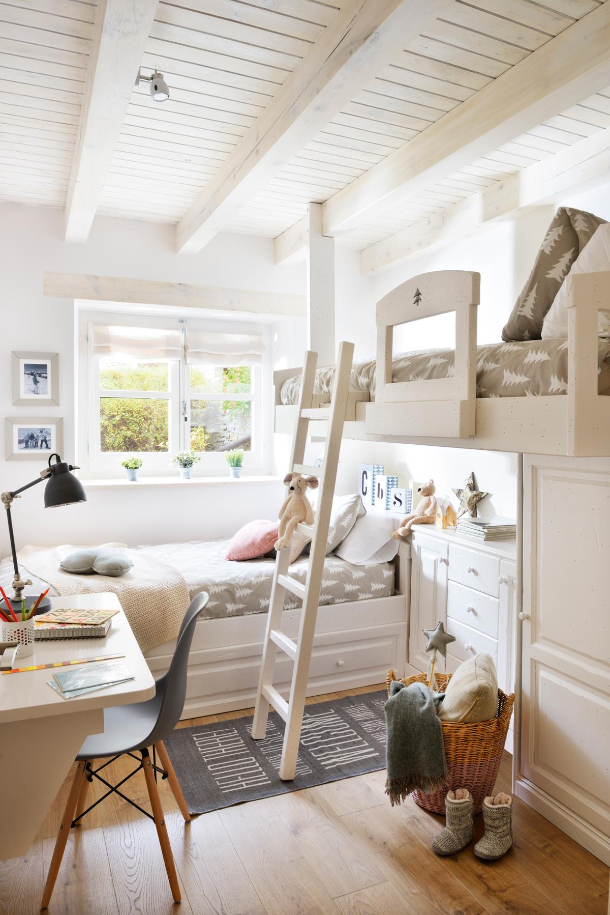 Ideas para decorar la habitacin de los nios