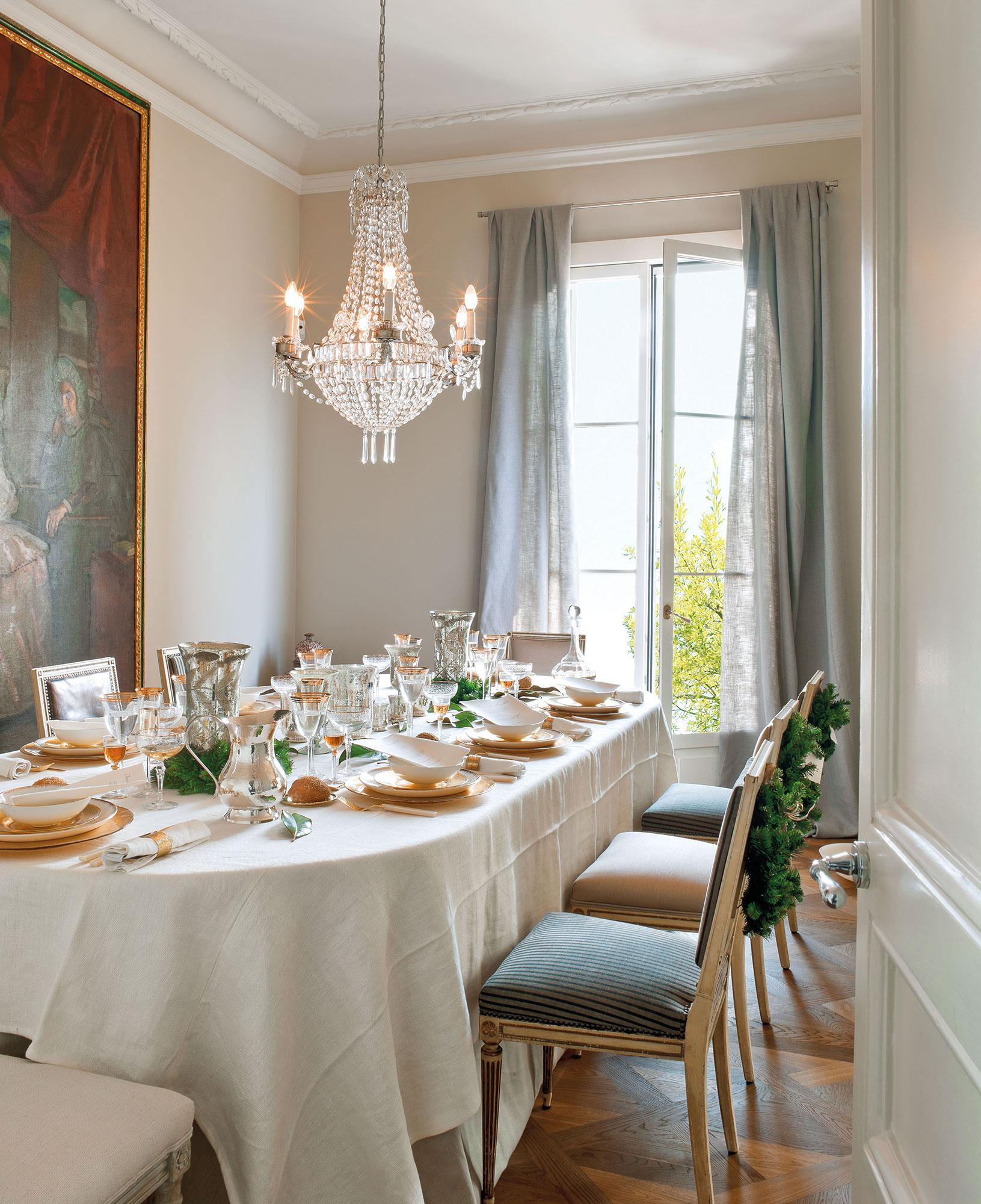 15 propuestas para decorar la mesa de fiesta