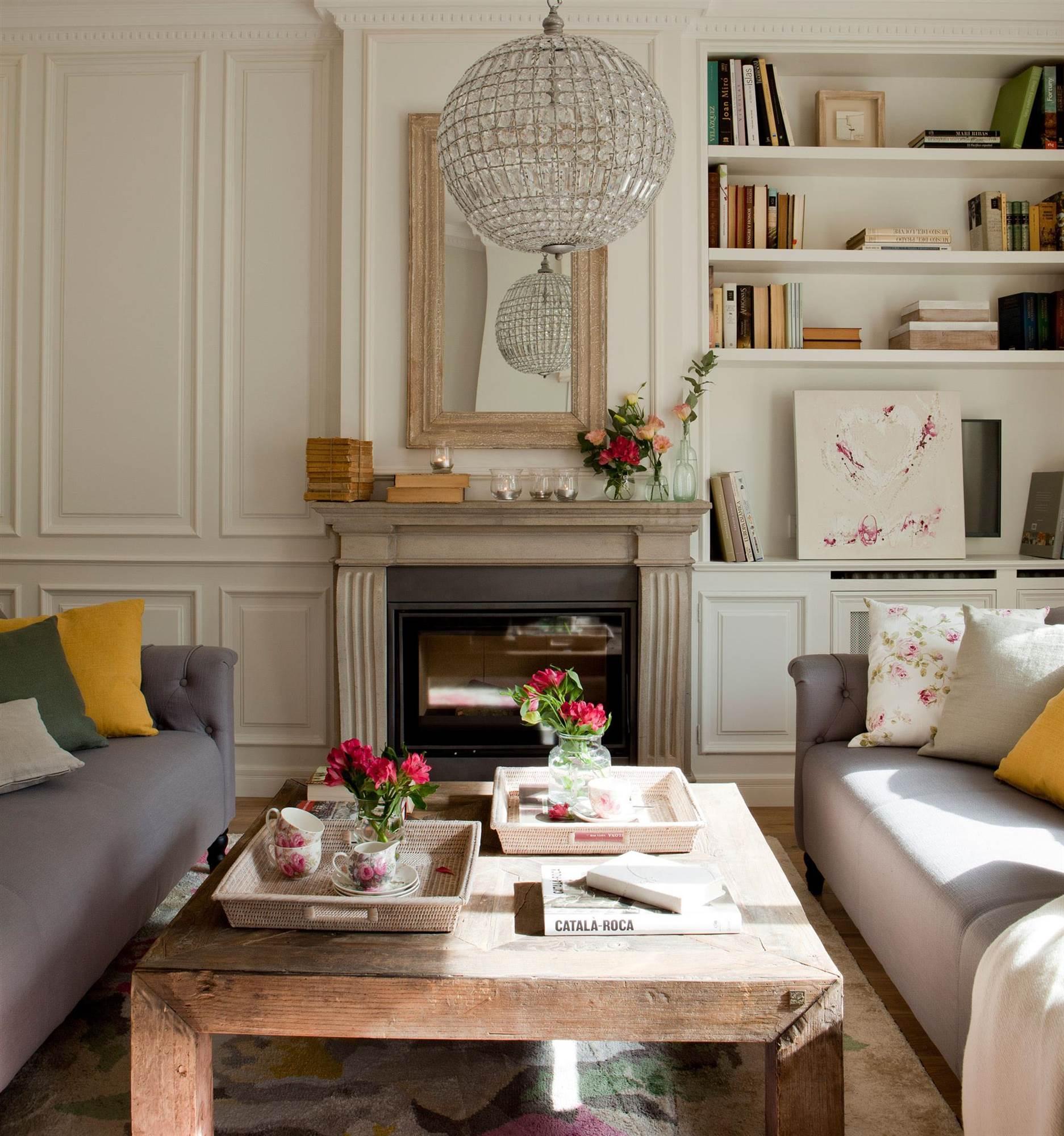 Ventajas de tener una chimenea en casa