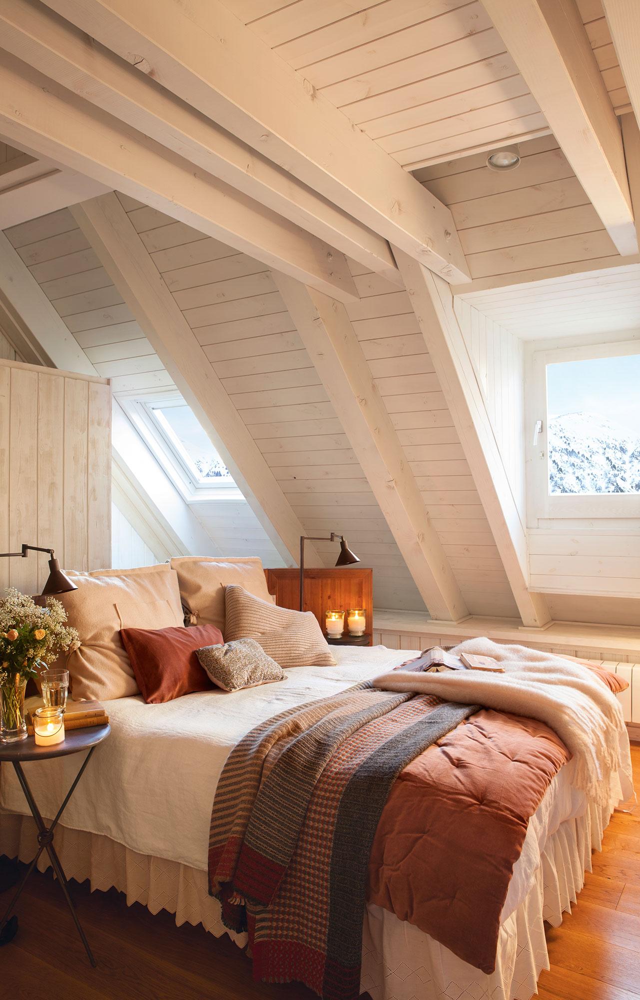 15 dormitorios rsticos decorativos y con buenas ideas