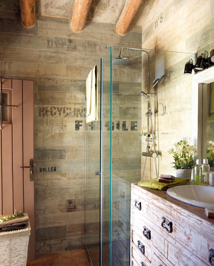 10 baos con ducha perfectos
