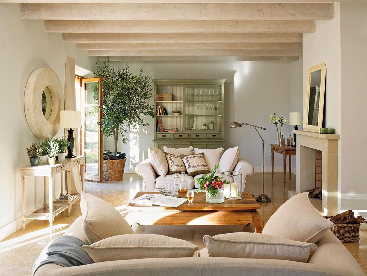 Una casa rstica nueva inspirada en las masas tradicionales