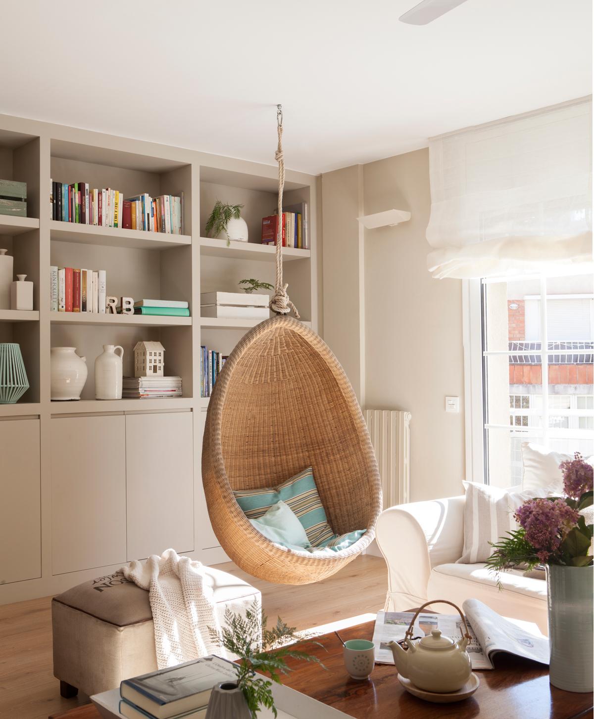 Muebles y complementos que se cuelgan