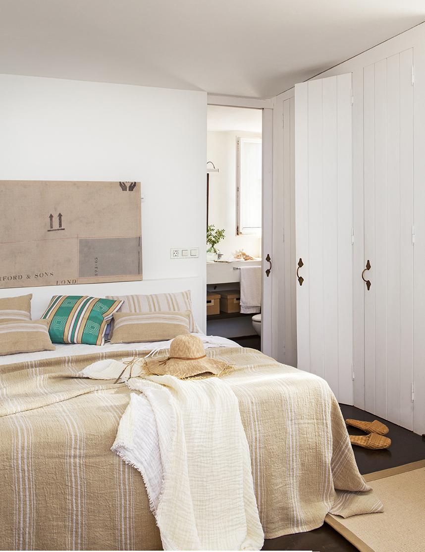 Dormitorios pequeos bonitos con grandes ideas
