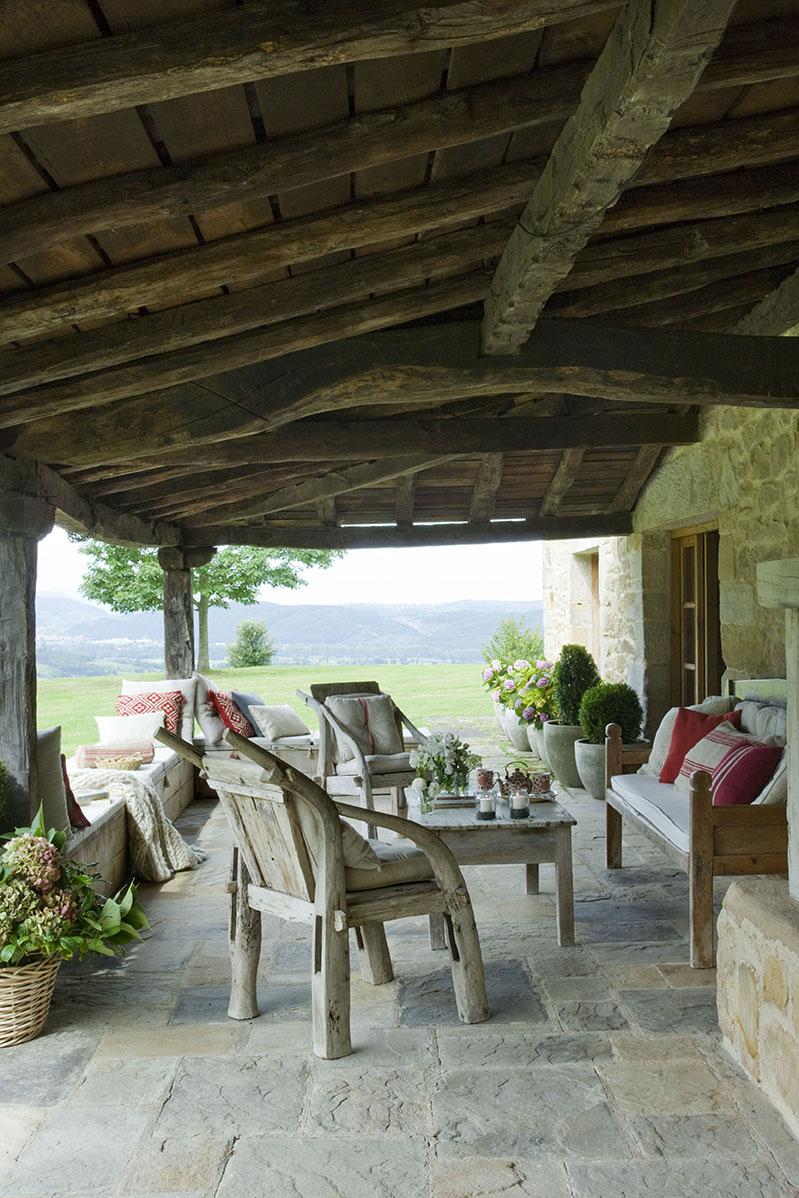 Una casa rstica en Cantabria