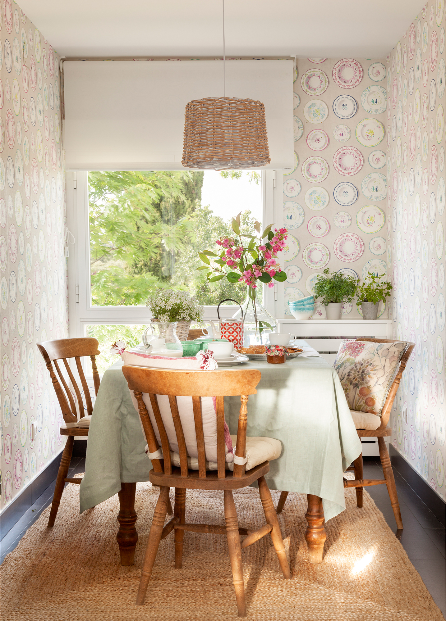 Comedor 15 ideas para decorar sus paredes