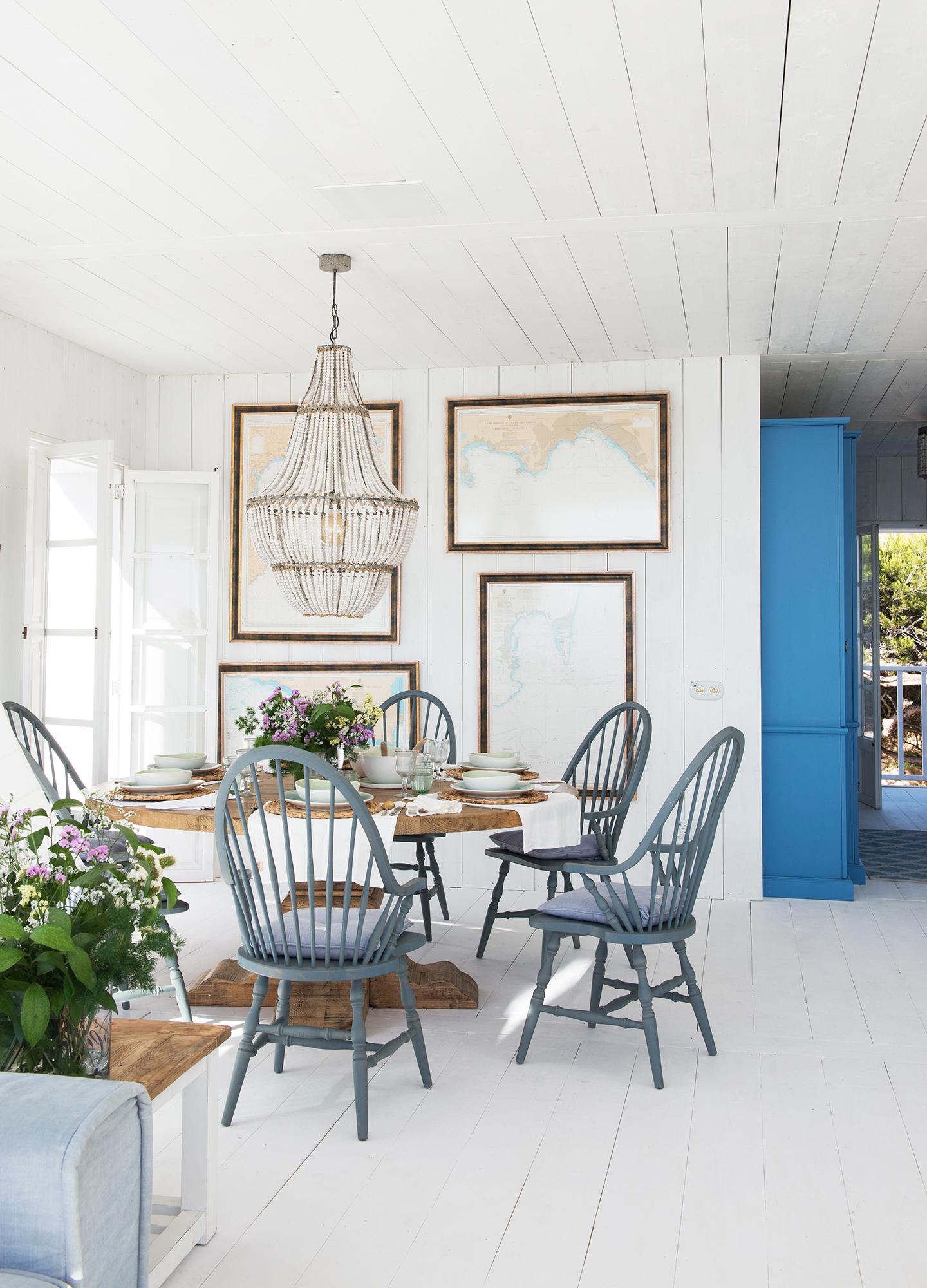 Comedor 15 ideas para decorar sus paredes