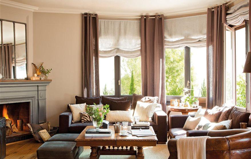 Cortinas perfecta para ventanas ideales