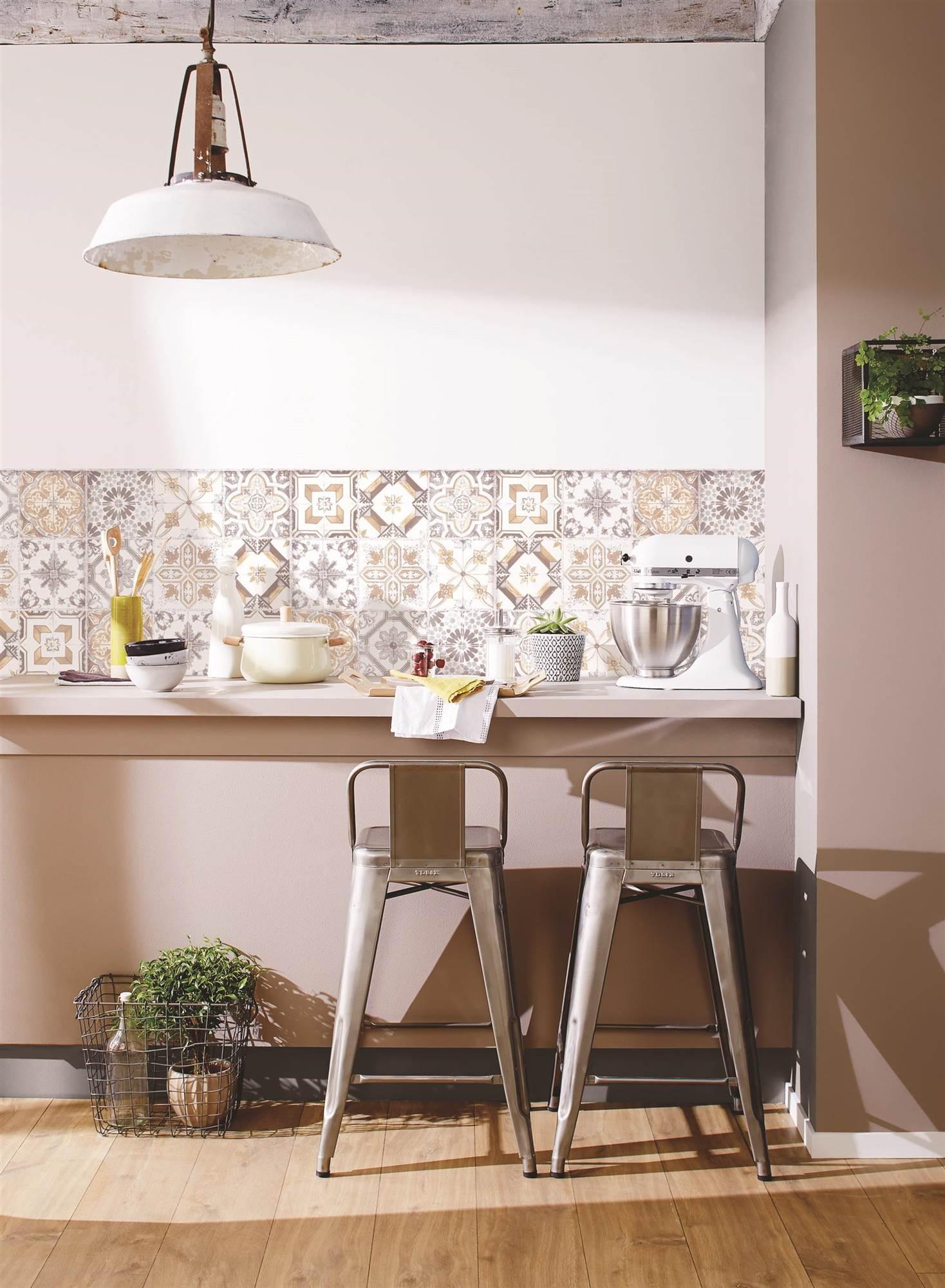 Cocinas muebles decoracin diseo blancas o pequeas