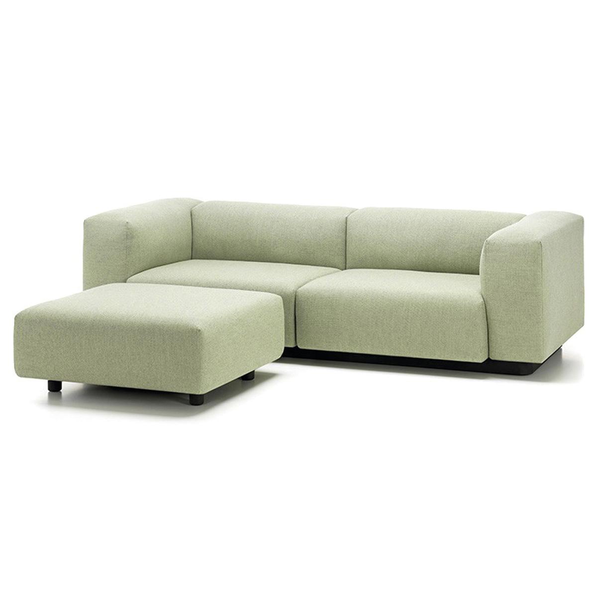 vitra sofa modular chaise end recliner 15 sofás modulares para caer rendido