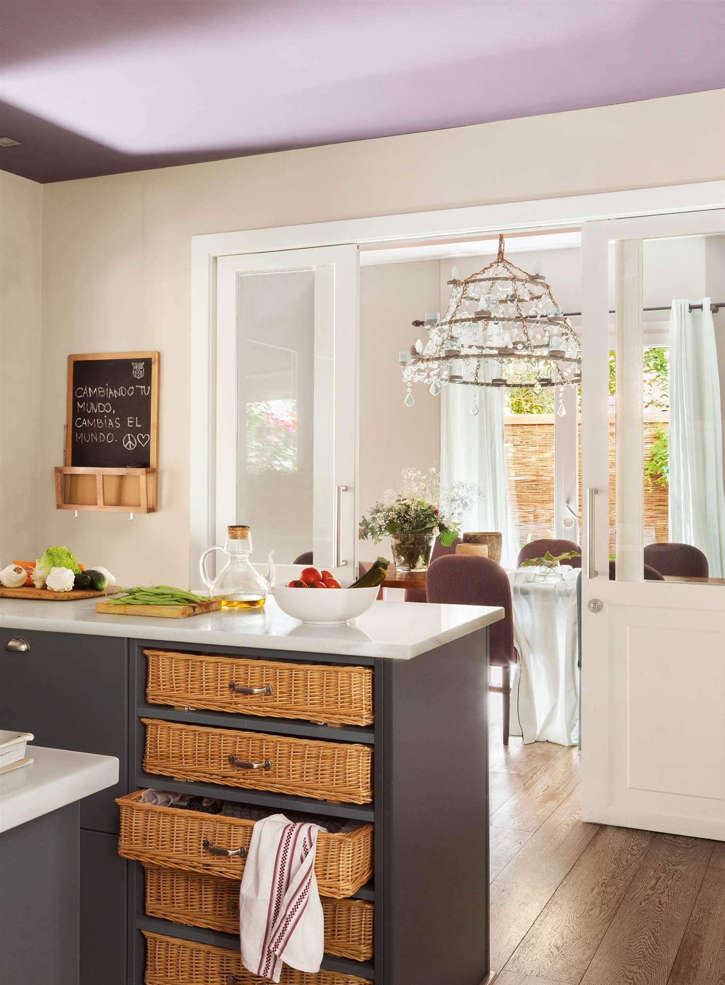 Los colores ideales para pintar tu cocina