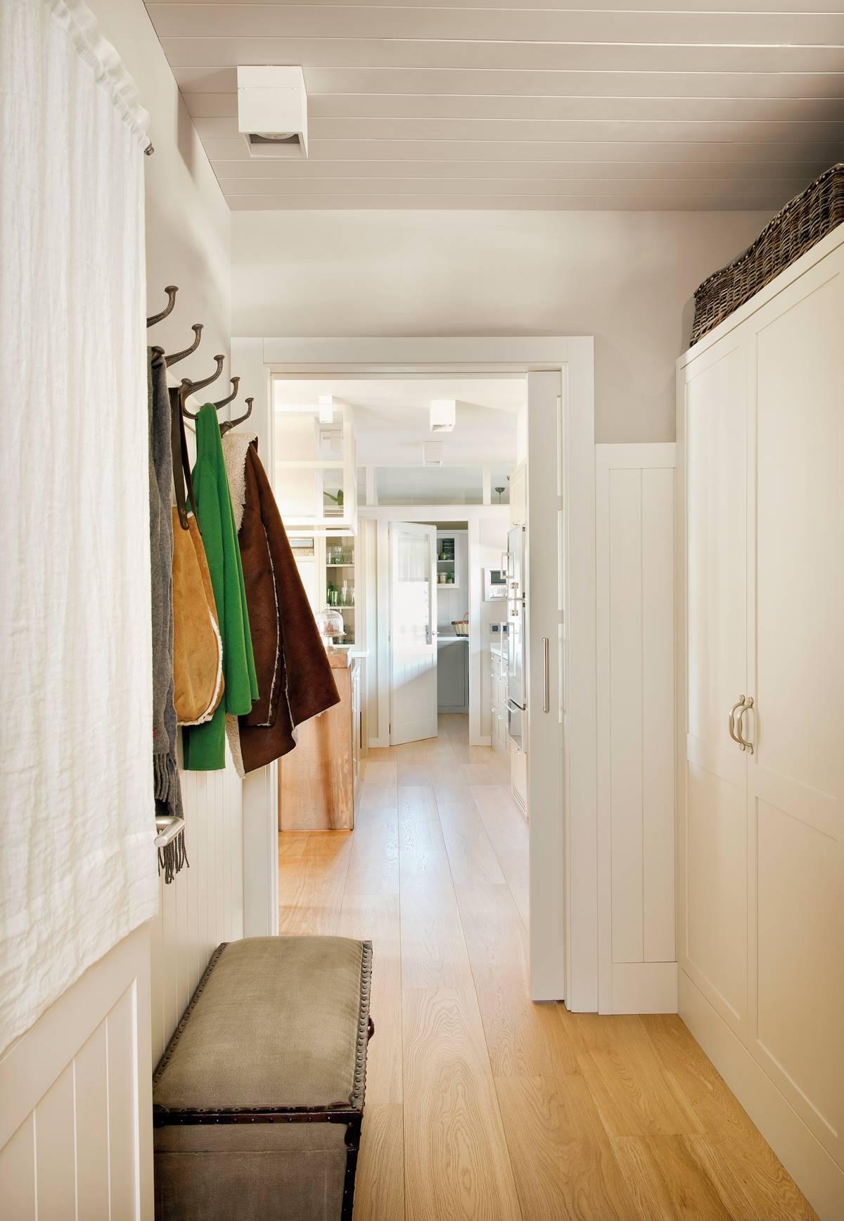Todo sobre la decoracin de pasillos y recibidores