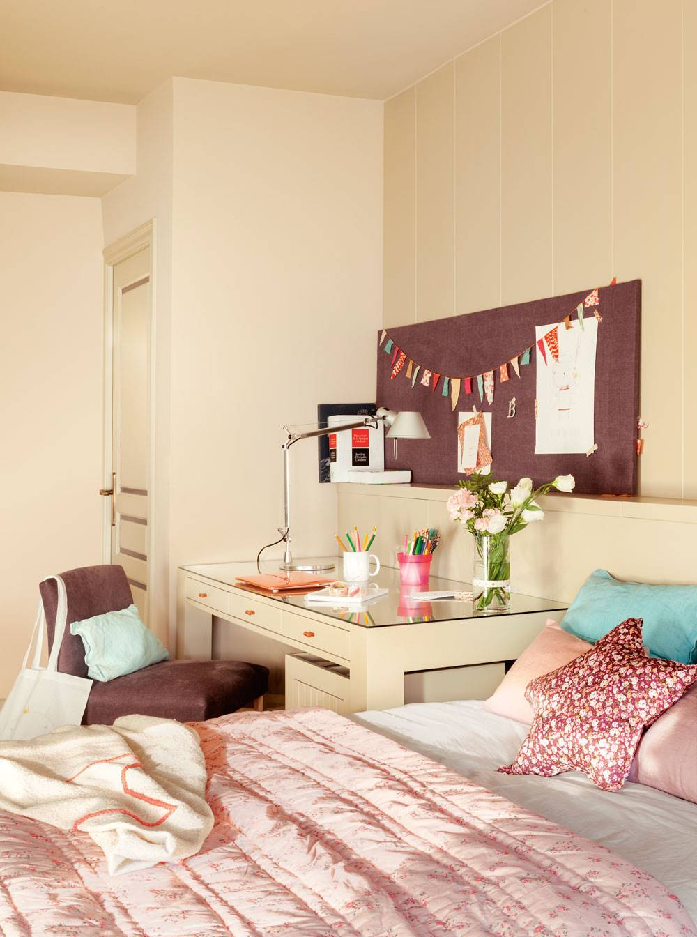 Dormitorios Juveniles Fotos E Ideas De Decoraci 243 N