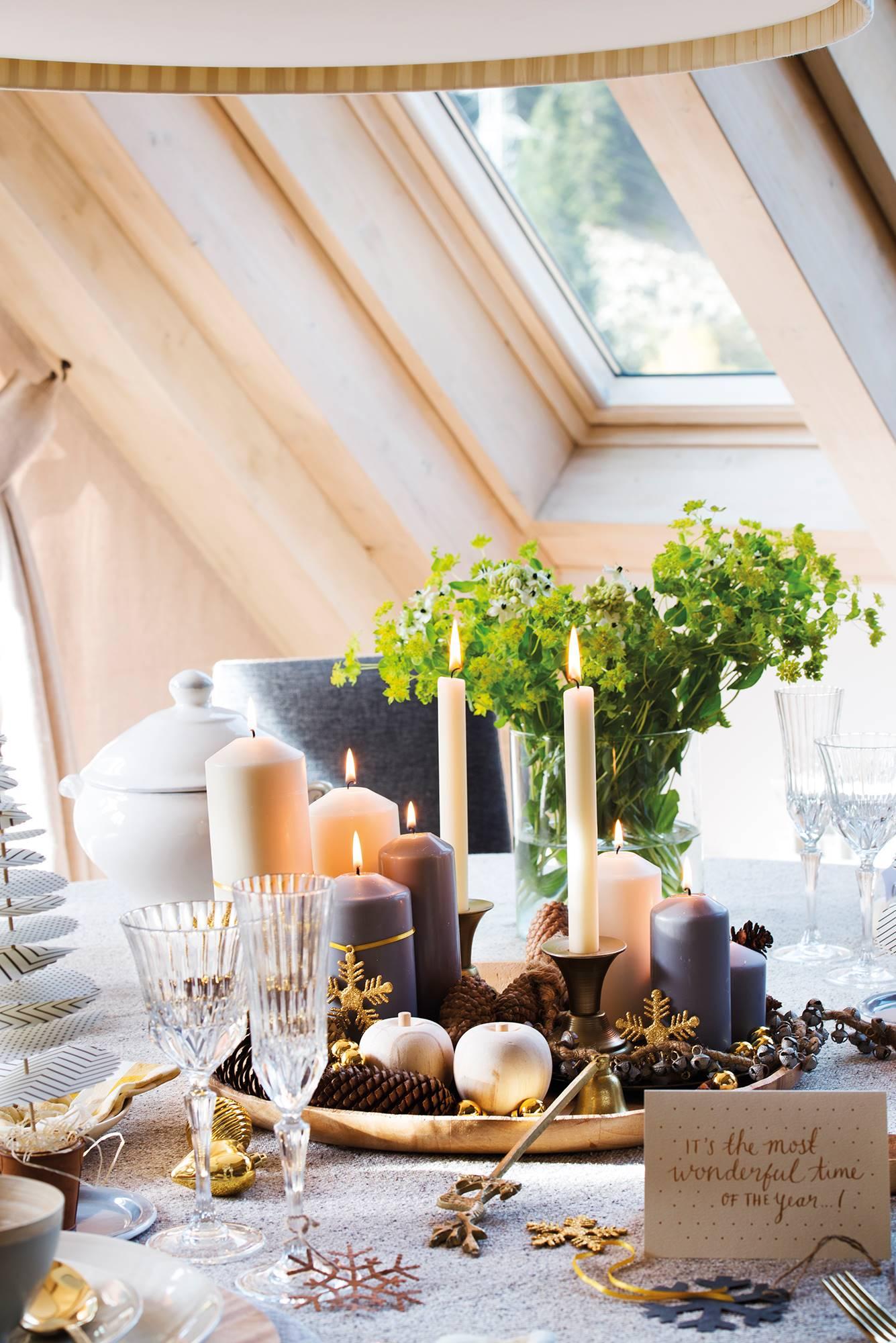 Centros de mesa ideas para decorar la mesa del comedor