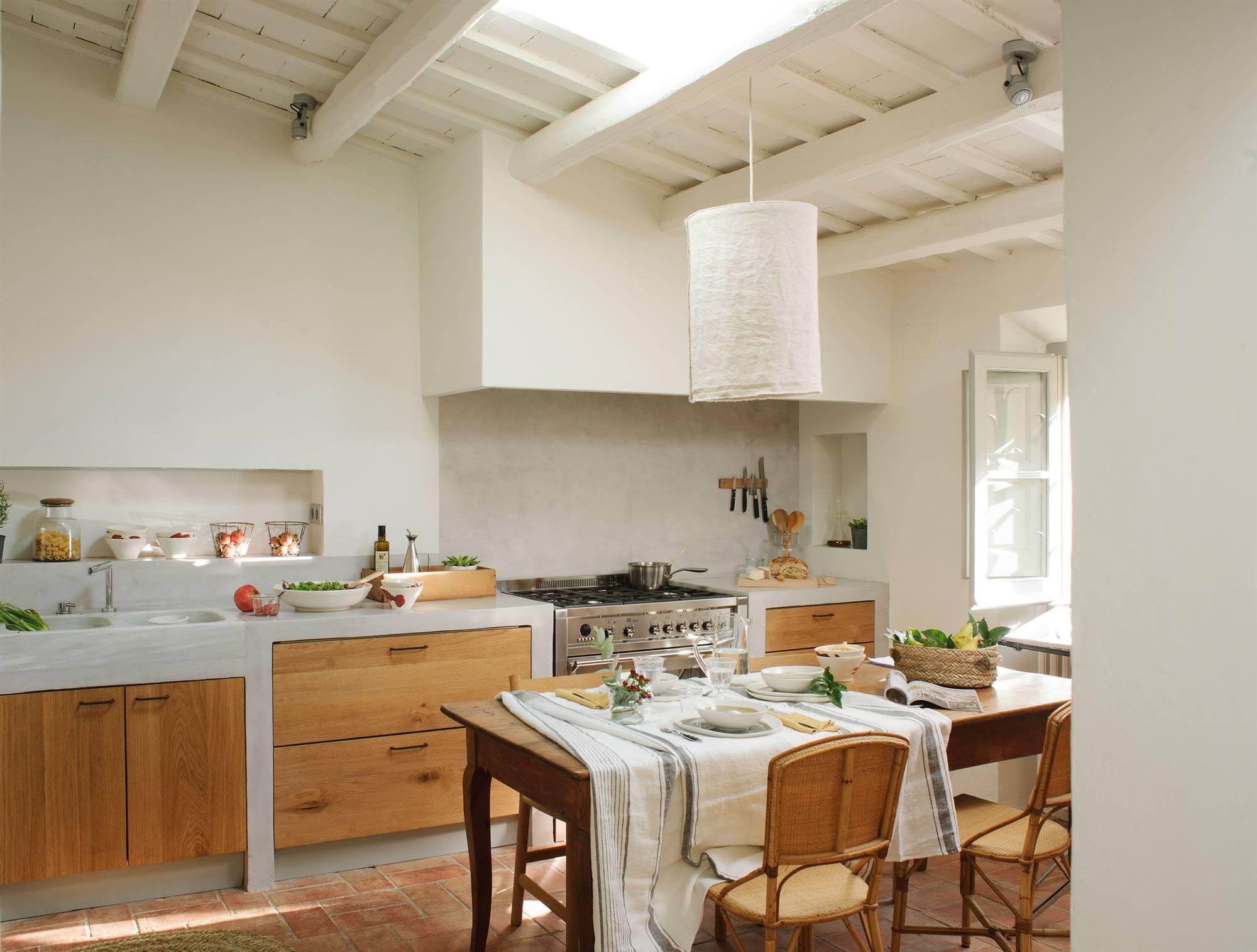 Muebles De Cocina De Madera Rusticos