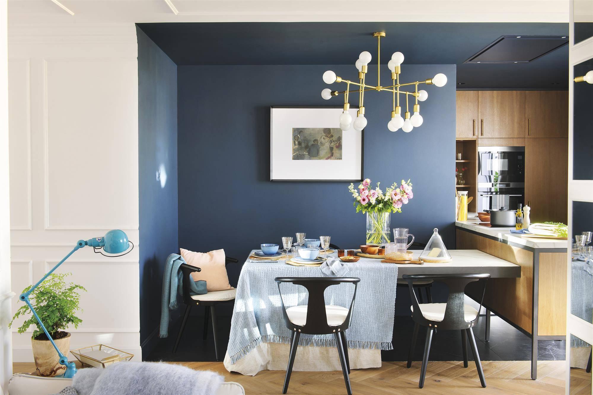 5 colores que combinan bien con azul