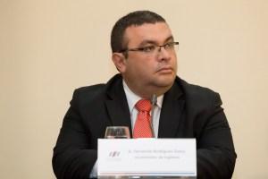 Viceministro de Hacienda e Ingresos, Fernando Rodríguez